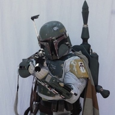 Star Wars Despecialized Editions   Boba Fett Costume and