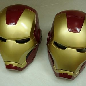 my iron man helmet