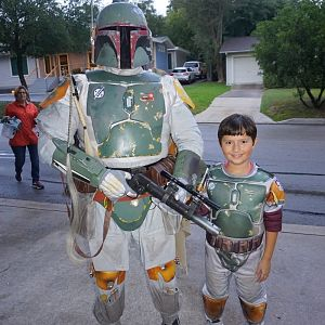 Boba Fett Outings