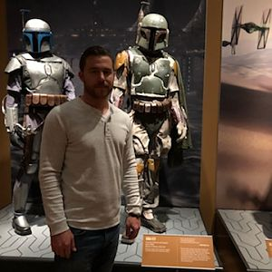 Detroit Institute of Arts- Boba Fett 2018