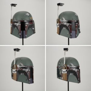 EFX BOBA FETT PRECISION CRAFTED REPLICA HELMET