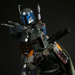 Me with 7602 as Boba