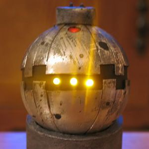 Stainless Steel Thermal Detonator