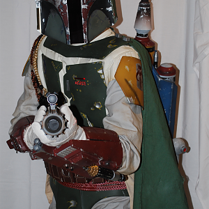 One of my favorite shots my lovely wife took of me that I submitted with my 501st approval pics.