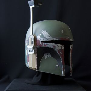 TRPN helmet (right-front view) Painted by me
