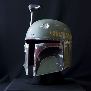 TRPN helmet (left-front view) Painted by me