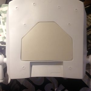 back panel of ROTJ Boba Fett jet pack from Manofwarstudios per body work
