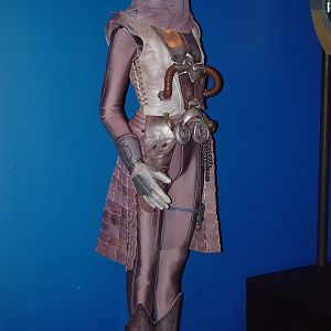 Zam Wesell Costume