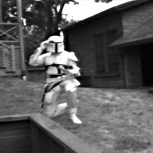 Boba Fett Supertrooper Costume Screen Test