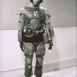 Boba Fett First Prototype Costume - Assembly