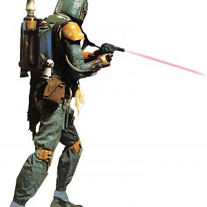 Boba Fett Second Prototype Costume