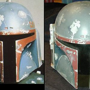 Boba Fett Second Prototype Helmet