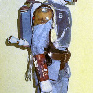 Boba Fett Third Prototype Costume