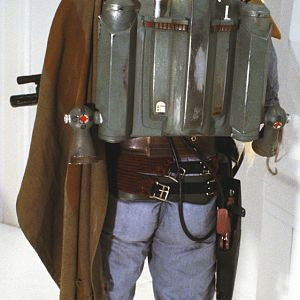 Boba Fett Empire Strikes Back Costume