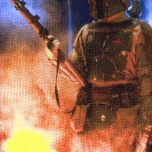 Boba Fett Empire Strikes Back Costume - Carbon Chamber
