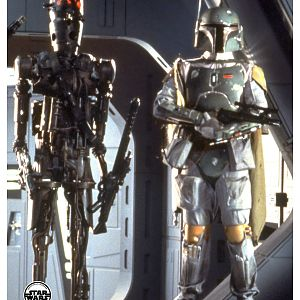 Boba Fett Empire Strikes Back Costume - Executor Bridge
