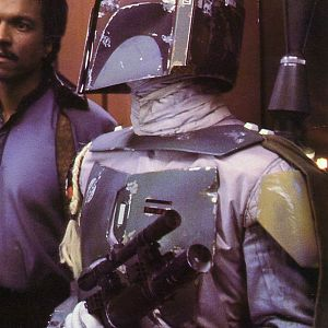Boba Fett Empire Strikes Back Costume - Interrogation