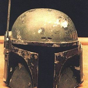 Boba Fett Empire Strikes Back Helmet