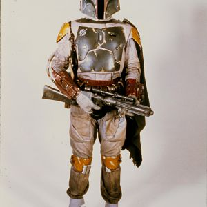 Boba Fett Return of the Jedi Costume