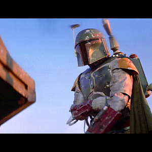 Boba Fett Return of the Jedi Costume - HD Screen Captures