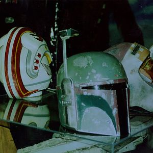 Boba Fett Return of the Jedi Helmet
