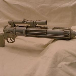 Boba Fett Return of the Jedi Blaster Rifle