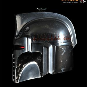 Cylon Fett by ANOVOS Productions, LLC