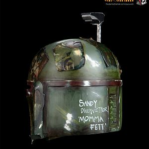 Momma Fett by Sandy Dhuyvetter