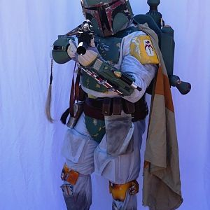 Boba Fett - Action