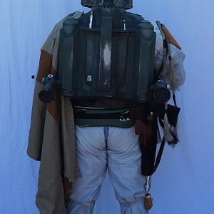 Boba Fett - Rear