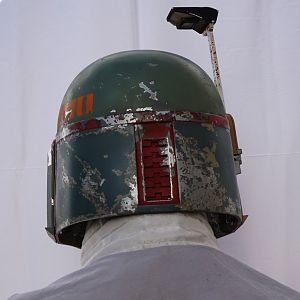 Helmet - REAR